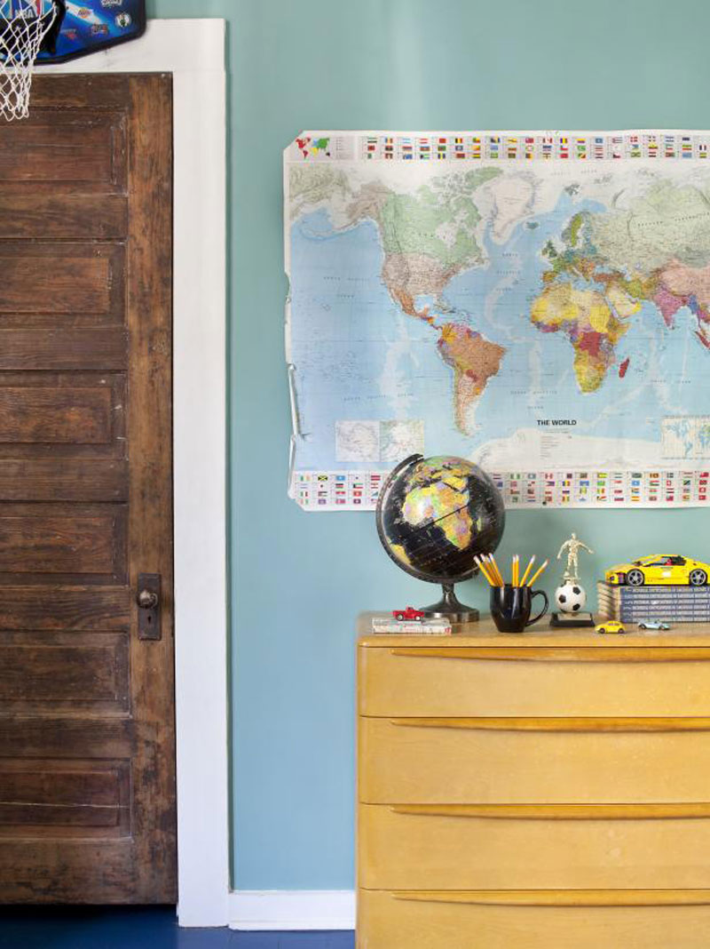 world globe for kids room