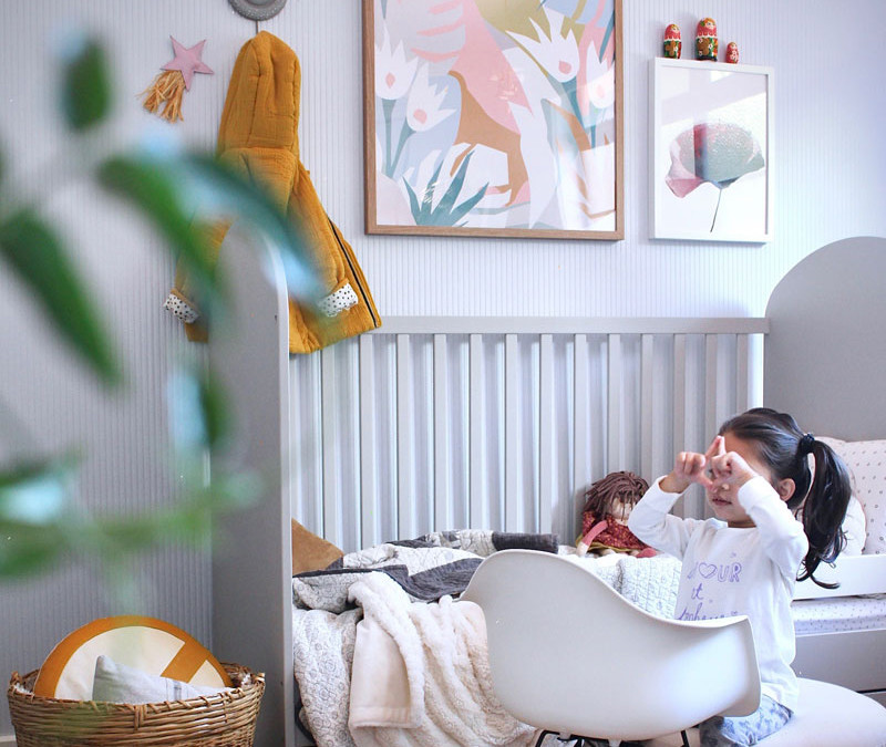 ELIE'S SOPHISTICATED YET PLAYFUL TODDLER ROOM