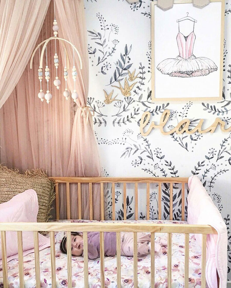 nursery roomtour