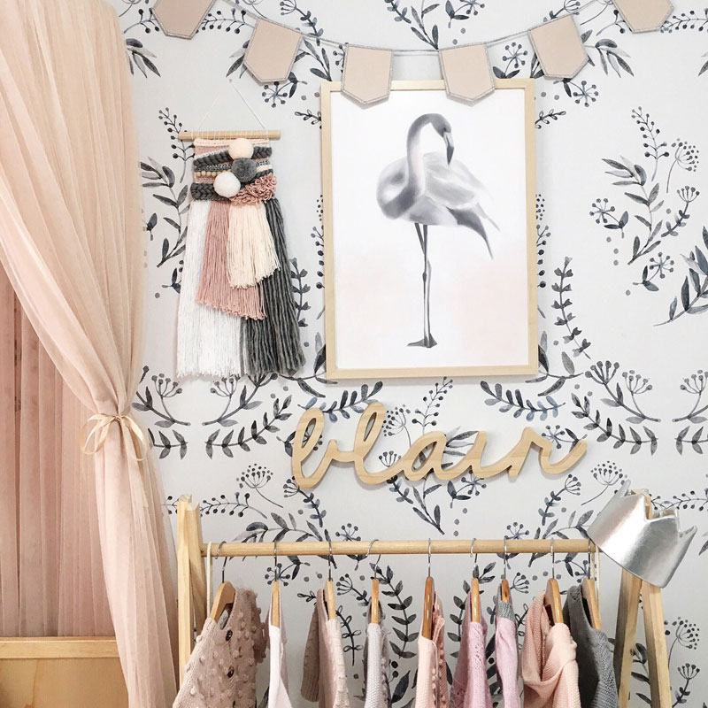 cute wall decor nursery