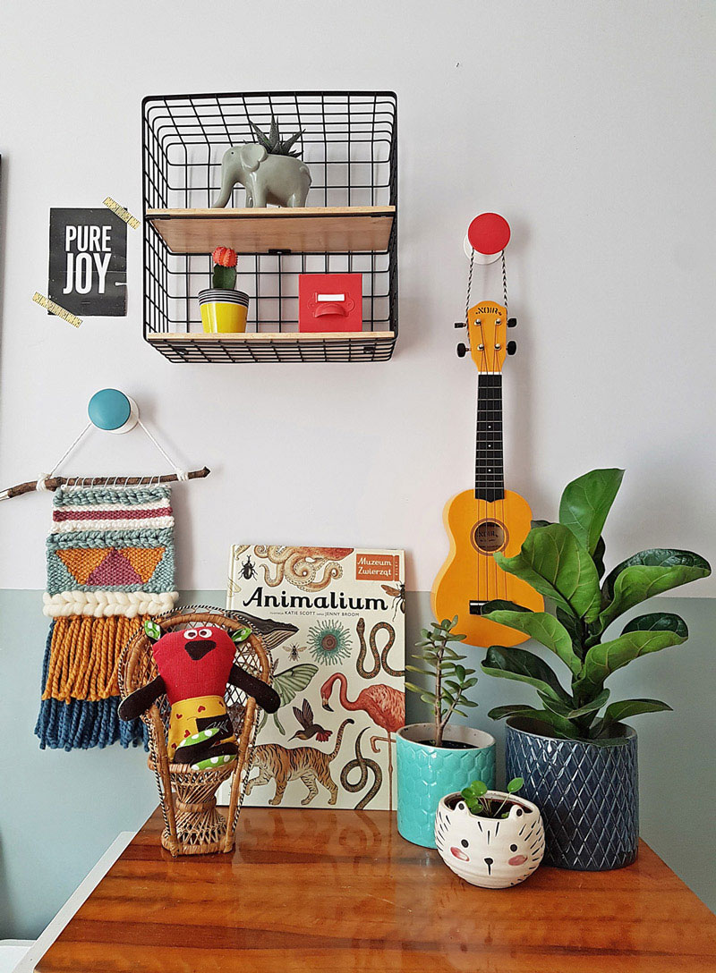 kid's room styling
