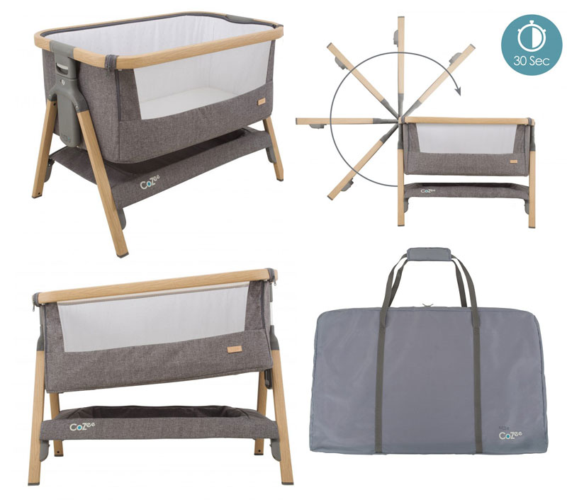 lightweight travel cots