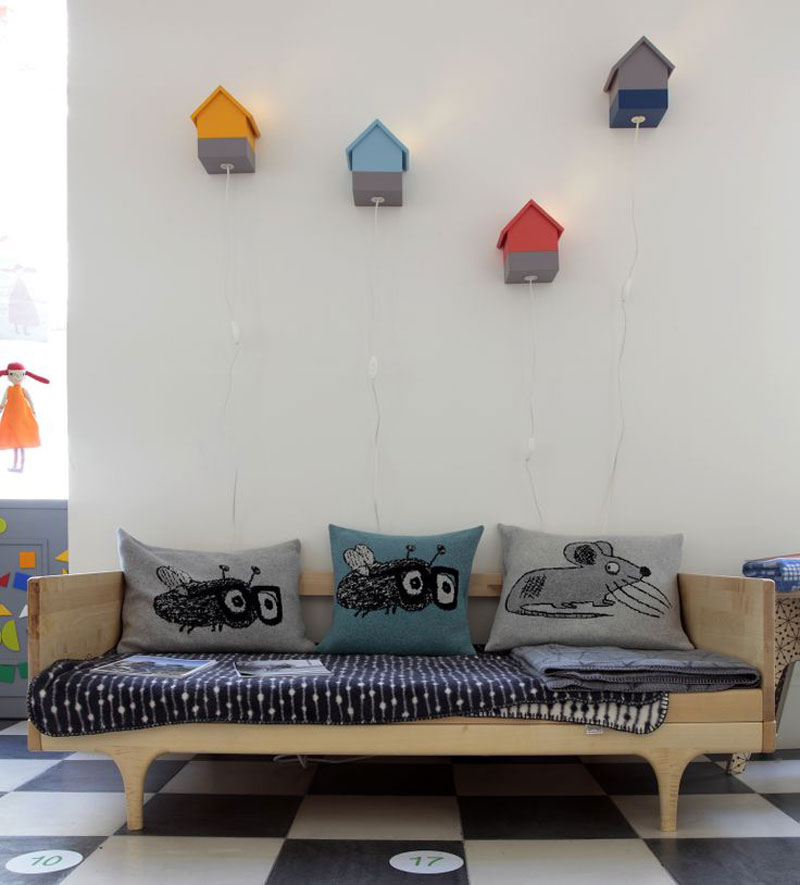 birdhouses for kids rooms