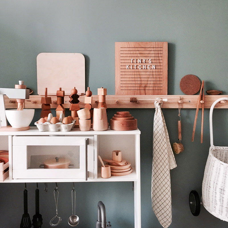 wooden kitchen toys