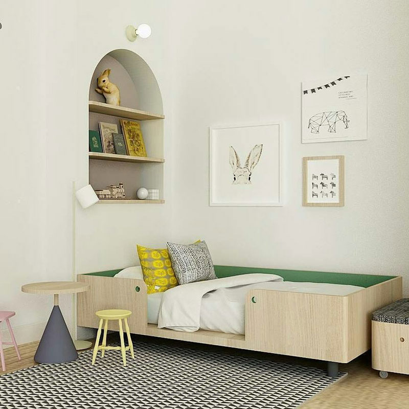 designer kids beds