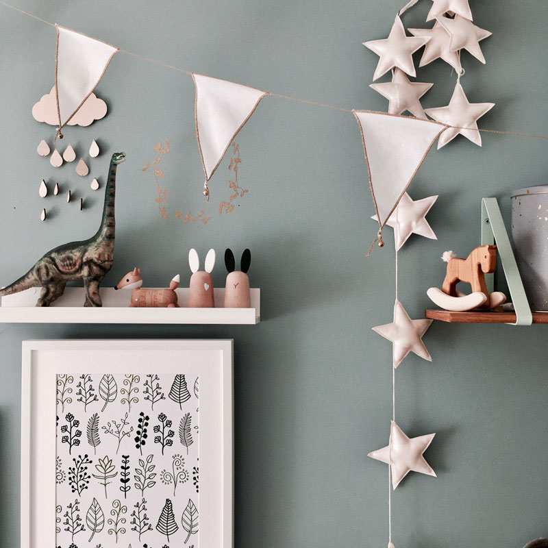 nursery interior styling