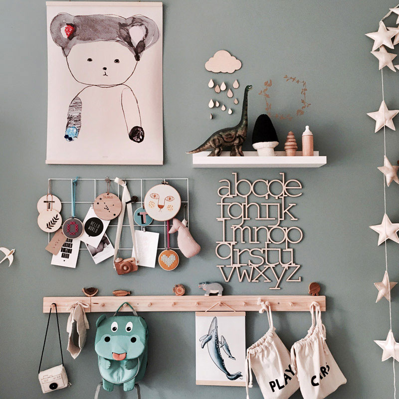 kids room stylist