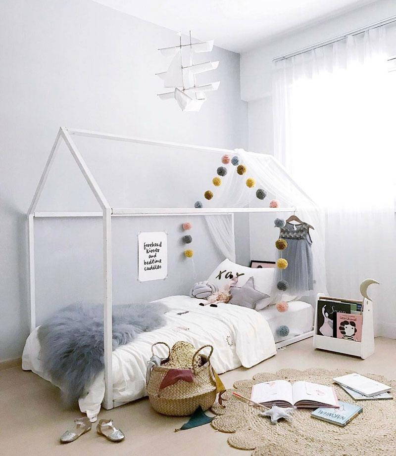 buiding a housebed yourself