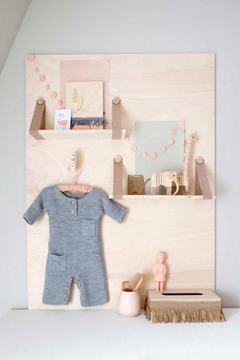shelf ideas for kid's room