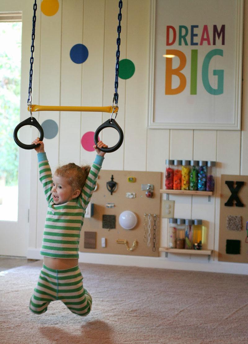 indoor gymnastics for kids