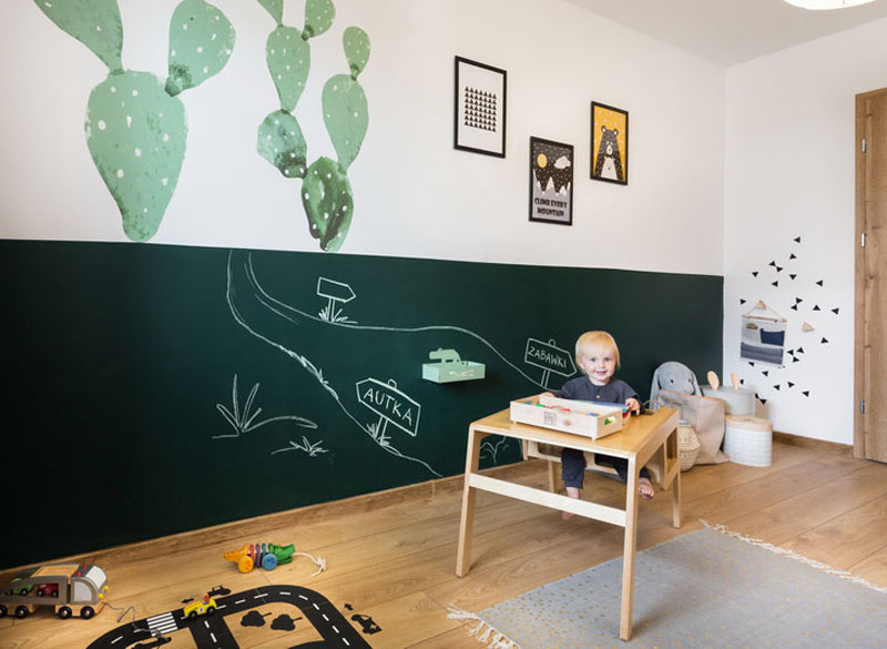 kids interior designer Poland