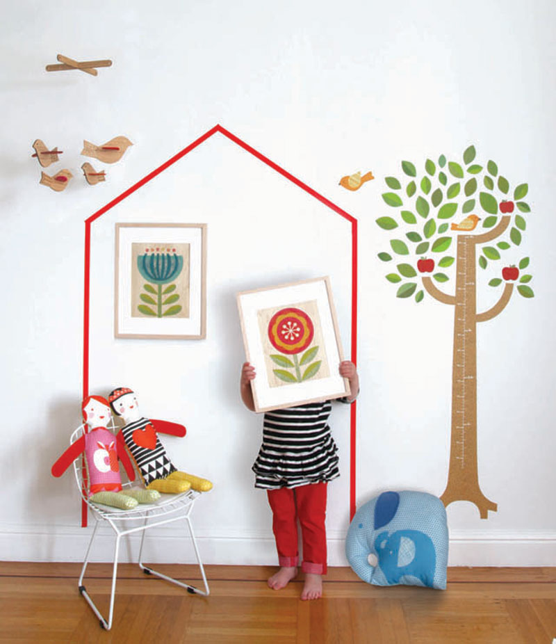 creative ideas for kids rooms