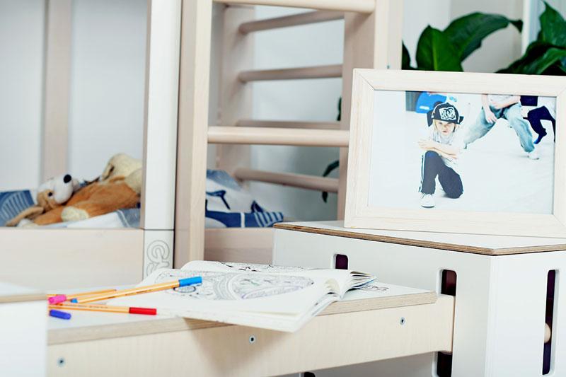 gymnastics furniture for kids