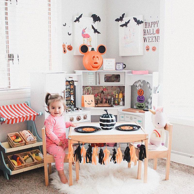 pumpkin halloween kids decorations