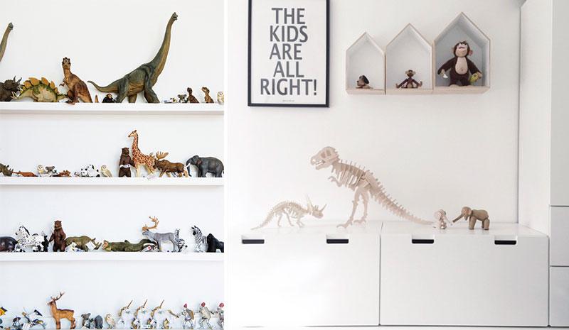 dinosaur plastic figurine toys