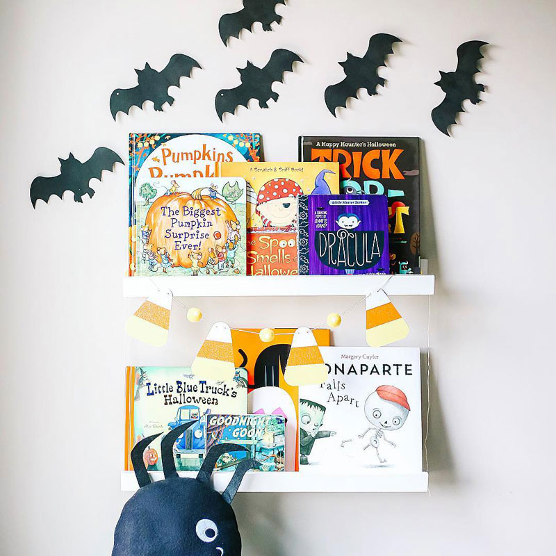 halloween wall decals stickers