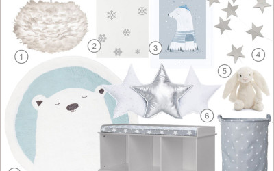 SHOPPING BY THEME : FROSTY WINTER