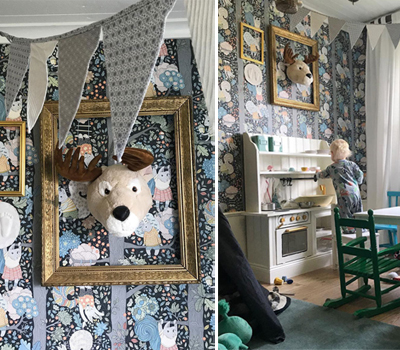 ERNST WHIMSICAL AND PLAYFUL TODDLER ROOM