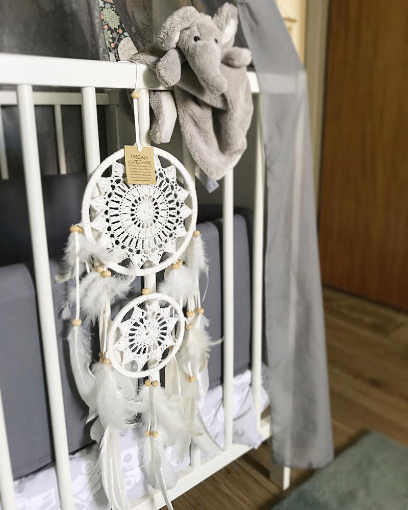 dreamcatcher for nursery room