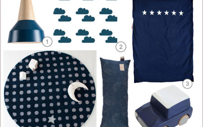 SHOPPING BY THEME : MIDNIGHT BLUE