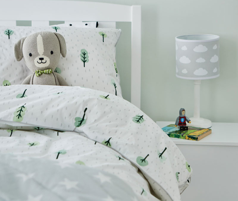 HOW TO CREATE A CALMING SLEEP SANCTUARY FOR KIDS