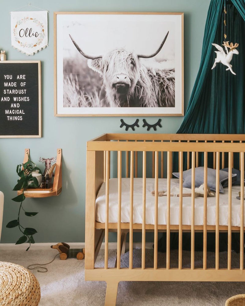 nursery colours for 2019