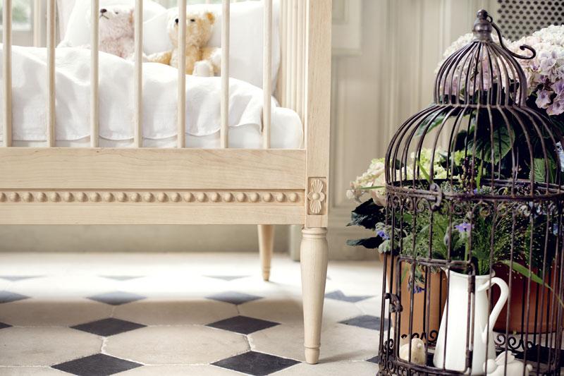 luxury baby cots