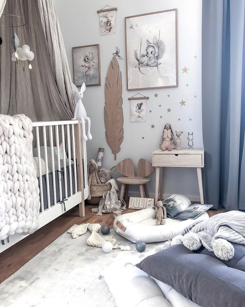 Nursery Trends 2020.Nursery Trends For 2019 By Kids Interiors