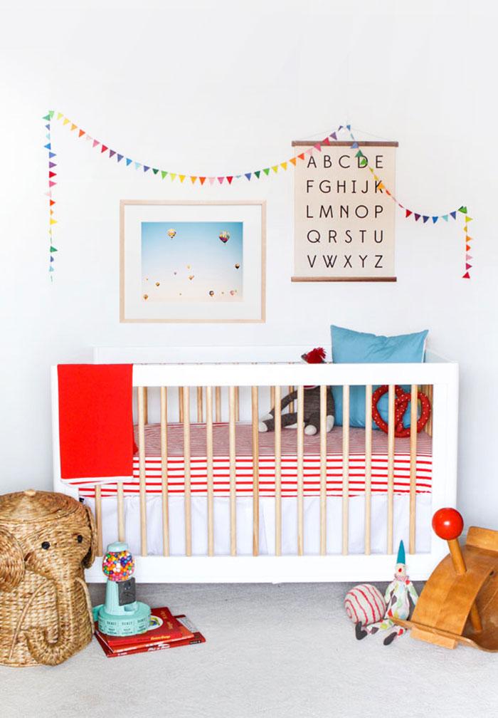 introducinng letters in nursery
