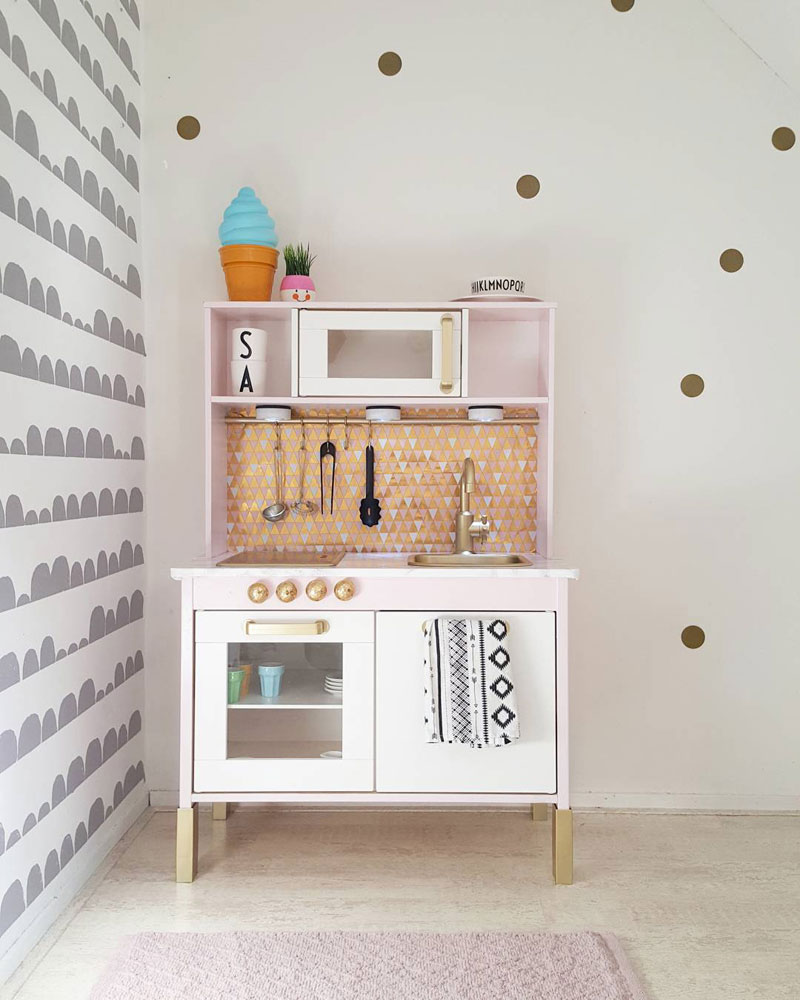 ideas for backsplask ikea play kitchen