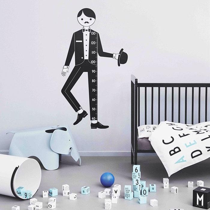 abc nursery bedding