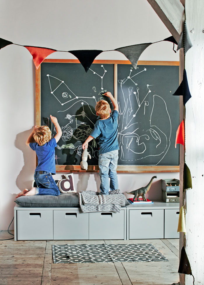 out of space ideas kid's room