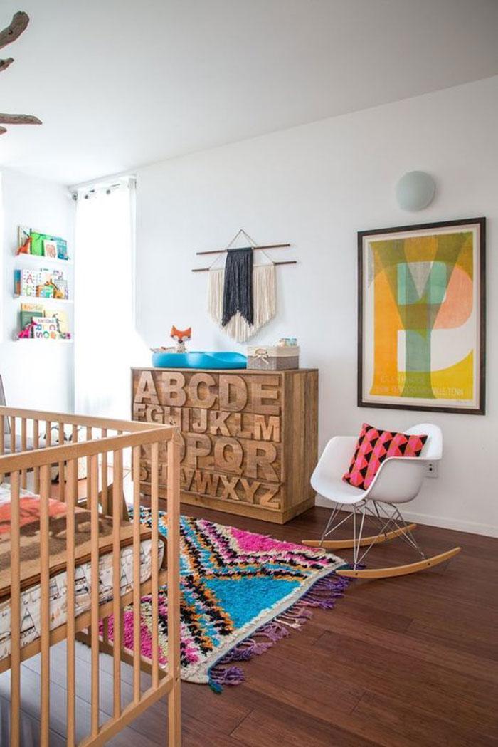 original nursery changing table