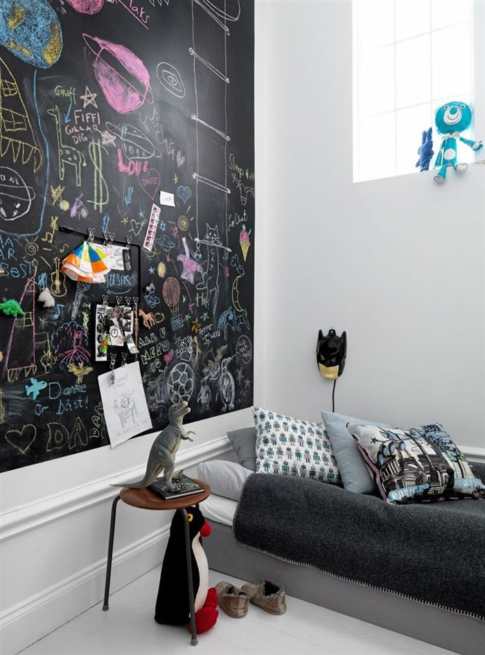 kid's rooms that children prefer