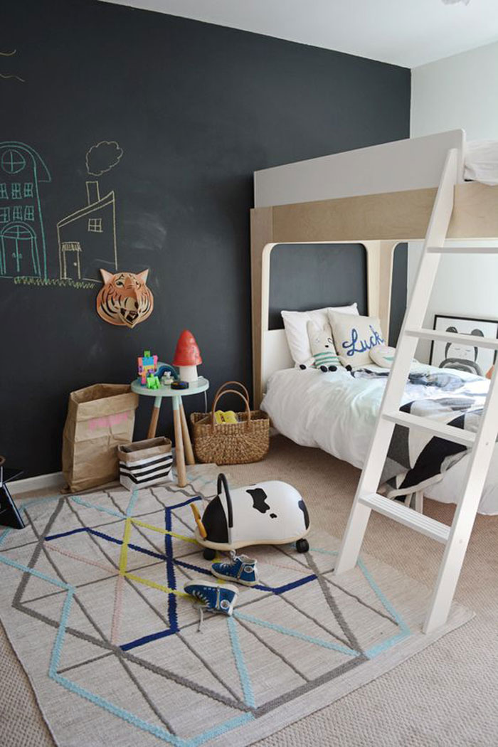 kids sharing a room