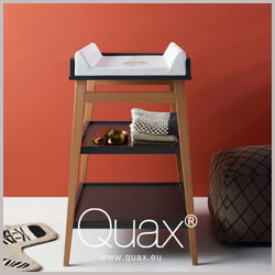 quax changing table