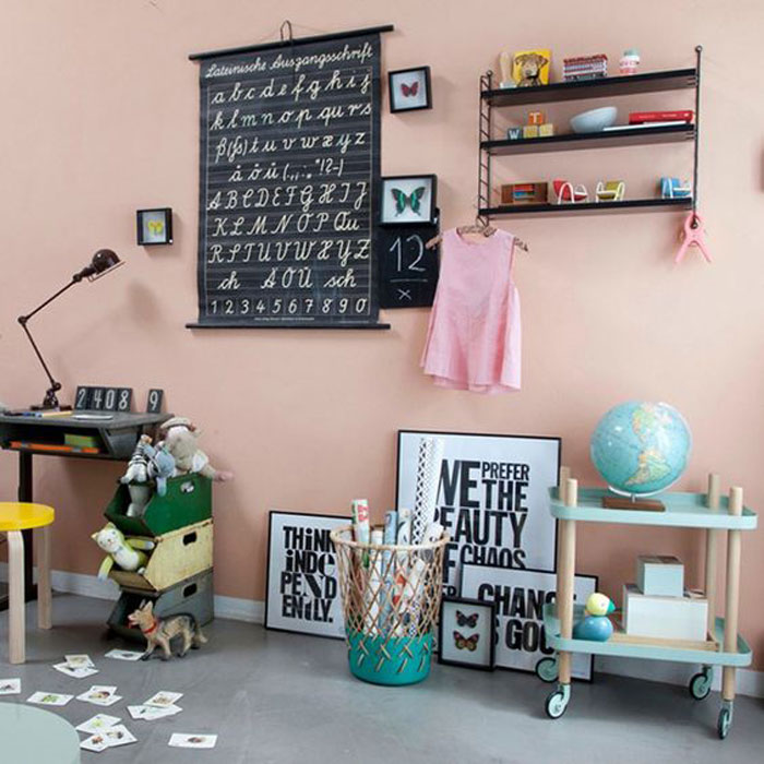educational kids decor