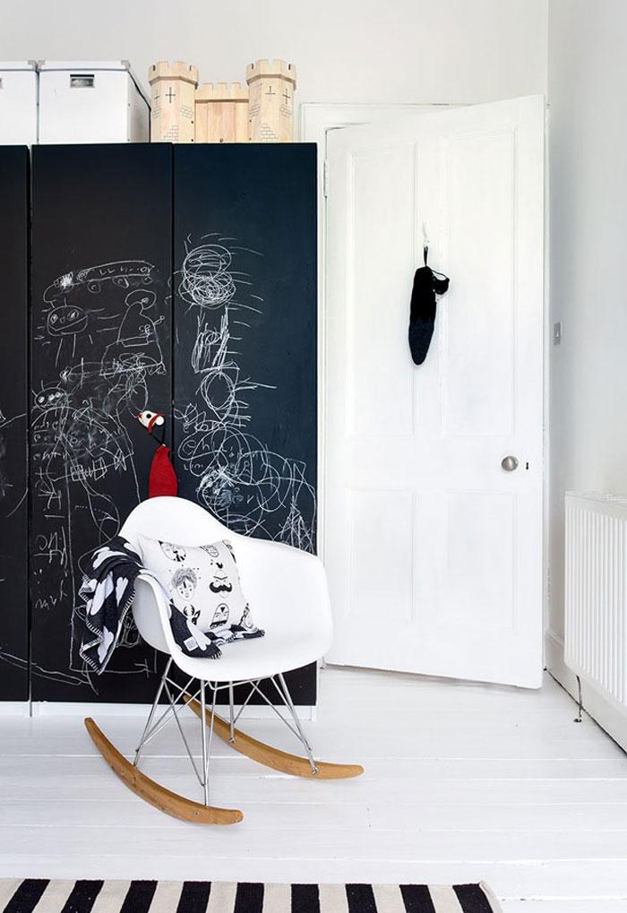 diy ideas for kids cupboards