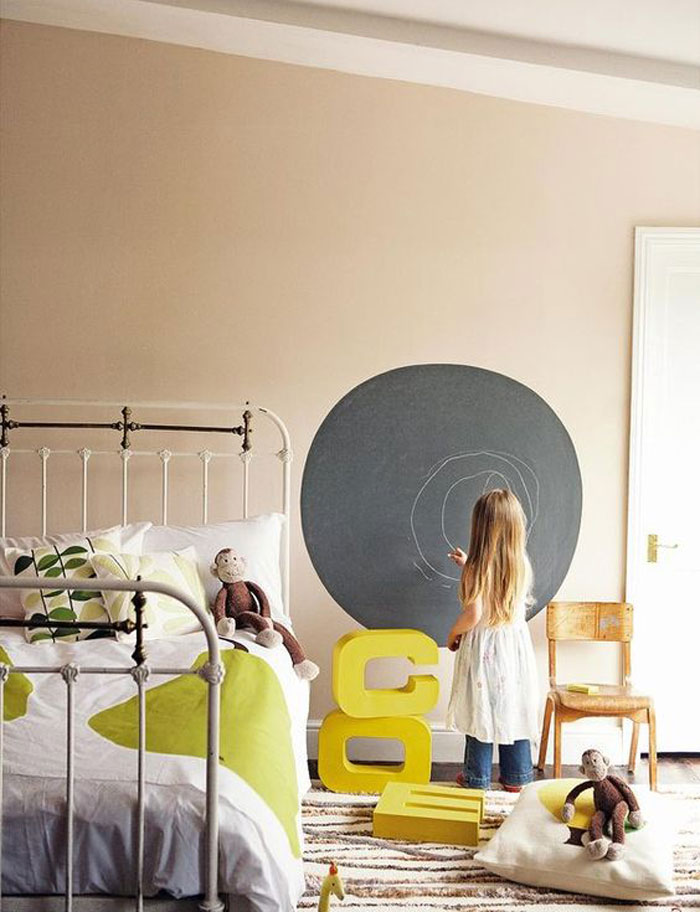 creative wall ideas childrens rooms