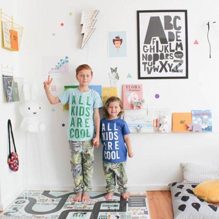 funky kids room ideas