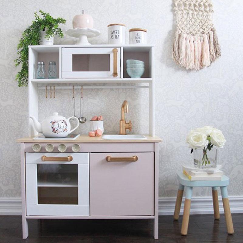 Ikea Duktig Play Kitchen Hacks - Kids Interiors