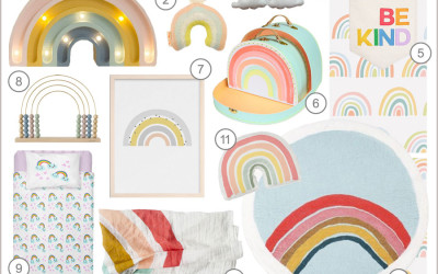 SHOPPING BY THEME : RAINBOWS