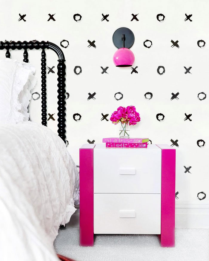 fuschia kids furniture