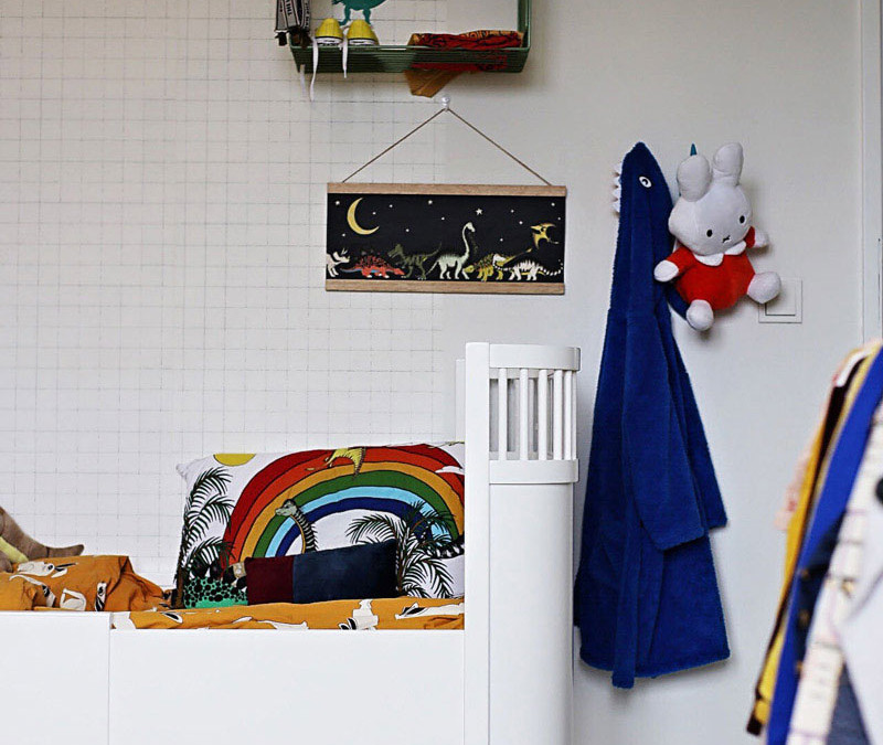 ROOMTOUR : OTI'S ECLECTIC TODDLER ROOM BUILT FOR HAPPINESS