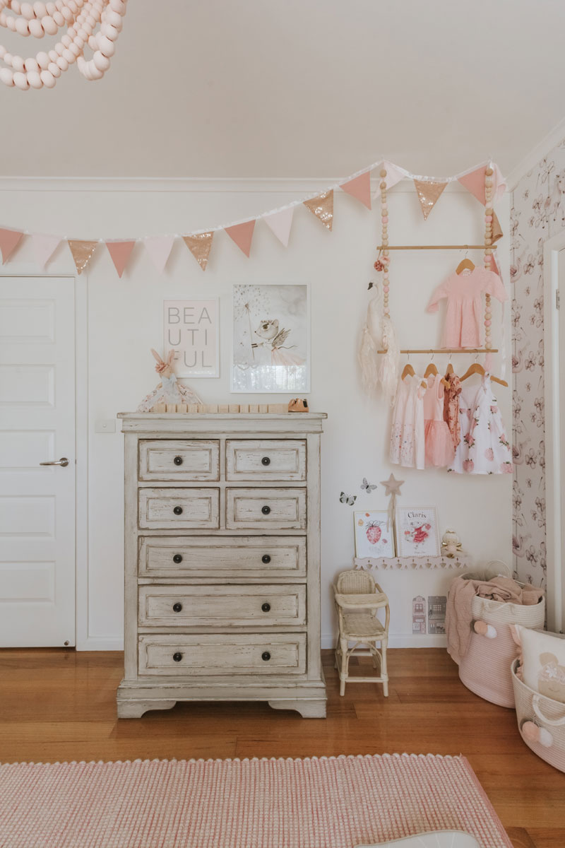 nursery furniture shabby country chic