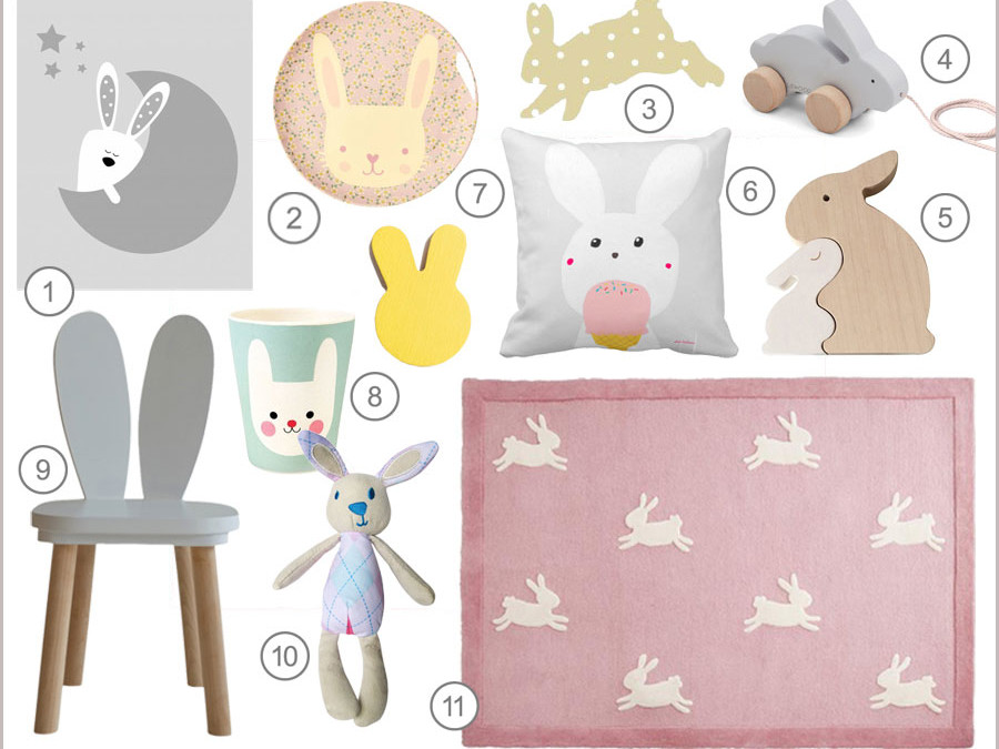 SHOPPING BY THEME : BUNNIES