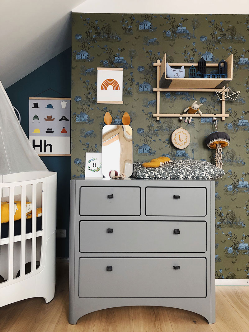 nursery decor instagram influencer