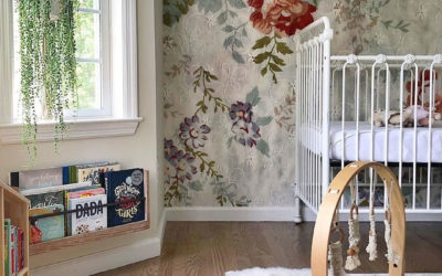 HOW TO BRING A NATURAL VIBE TO THE NURSERY