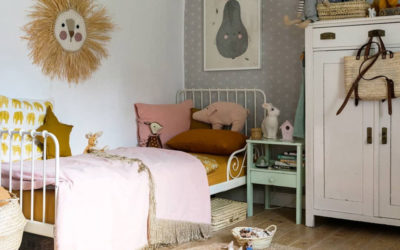 ROOMTOUR : MARTHA'S CHARMING GIRL'S ROOM MIXING OLD WITH NEW