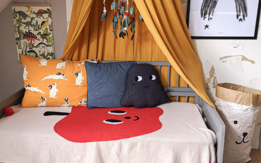 ROOMTOUR : LEX'S INCREDIBLY PLAYFUL AND INVITING BOY'S ROOM